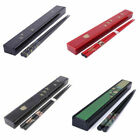 Japanese Portable Travel Reusable Bamboo Chopsticks Plastic Case Made in Japan