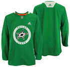 Adidas NHL Hockey Men's Dallas Stars Authentic Practice Jersey $59.99 USD on eBay