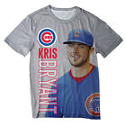 FOCO MLB Men's Chicago Cubs Kris Bryant Player Photo Tee on Ebay