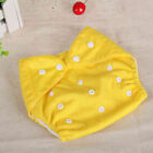#AN Adjustable Reusable Lot Baby Kids Boy Girls Washable Cloth Diaper Nappies