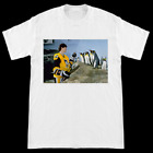 Mario Lemieux Pittsburgh Penguins Hanging Out With Penguins T-Shirt $19.99 USD on eBay
