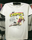 VTG 1986 The Cramps Date With Elvis Tour Tee T Shirt Gildan USA 80s Punk NEW image