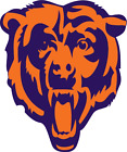 Chicago Bears NFL Football Color Logo Sports Decal Sticker - Free Shipping $1.98 CAD on eBay