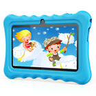 "Kids Tablet 7"" Screen Android 8.1 PC 1GB+8GB WiFi Camera Bluetooth For Children"