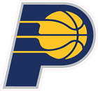 Indiana Pacers Basketball Color Logo Sports Decal Sticker - Free Shipping on eBay