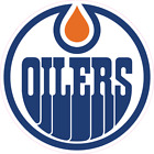 Edmonton Oilers NHL Hockey Color Logo Sports Decal Sticker - Free Shipping $7.0 USD on eBay