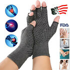 1 Pair Arthritis Fit Compression Gloves Hand Support Arthritic Joint Pain Relief $7.5 USD on eBay