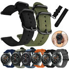 Sports Nylon Watch Strap Wrist Band For Samsung Galaxy Watch 42mm/46mm/ Active 2 image