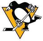 Pittsburgh Penguins NHL Hockey Color Logo Sports Decal Sticker - Free Shipping $1.49 USD on eBay