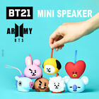 2019 NEW! BT21 UNIVERSTAR Mini Speaker 7 Types Collection