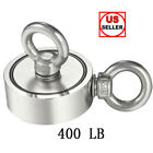 350-600LB Fishing Magnet Kit Strong Neodymium Pull Force Treasure Hunt with Rope
