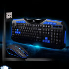 Gaming wireless 2.4G keyboard  Mouse Set to computer Multimedia Gamer For PC PA