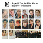 SuperM 1st Mini Album SuperM Photocard JOPPING Member Set KPOP K-POP