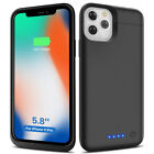 For Apple iPhone 11 Pro (5.8*) , 5500mAh Power bank External Battery Pack Case