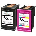 Kyпить Ink Cartridges for HP 65 fits Deskjet 2622 2652 2655 3722 ENVY 5052 5055 на еВаy.соm