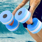 Water Weight Workout Aerobics Dumbbell Aquatic Barbell Fitness Swimming image