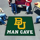 NCAA Area Rug Man Cave Tailgater 5' x 6' Choose Your Team