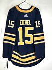 adidas Authentic Adizero NHL Jersey Buffalo Sabres Jack Eichel Navy sz 56 $31.0 USD on eBay