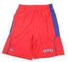 Majestic MLB Youth Texas Rangers Batters Choice Shorts, Red on Ebay