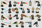 Star Wars Attacktix figures HASBRO  w/matching weapons $3.95 USD on eBay