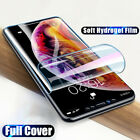 Full Cover Soft TPU Screen Protector Film for Nokia 7.1 Plus 8 Sirocco 9 X7 6 X5