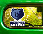 2 MEMPHIS GRIZZLIES STICKER Decal Bogo For Car Bumper Free Shipping Travel Mug on eBay