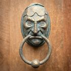 Kyпить Jacob Marley Door Knocker Sculpture - Faux Metal - A Christmas Carol - Dickens на еВаy.соm
