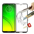 3D Full Cover Tempered Glass Screen Protector For Motorola Moto G7 G8 Plus E6+