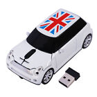 BMW Mini cooper 2.4G Car Wireless Mouse USB Game optical Mice for Laptop PC Mac