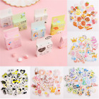 40PCS Cute Stickers Kawaii Stationery DIY Scrapbooking Diary Label Sticker Decor