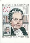 D150507 Famous People Elly Heus Maximum Card Germany 1981
