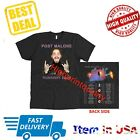 New Post Malone Shirt Runaway Tour 2020 Men's T-Shirt Size M-3XL Black image
