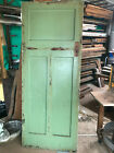 old red pine 3 panel door in excell cond 2.020 h x 810mm w x35mm th