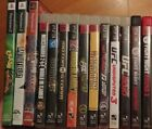 SONY PS2 & PS3 GAME LOT $12.0 USD on eBay