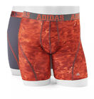 NWT Men's adidas 2-Pack Climacool Micro Mesh Performance Boxer Briefs