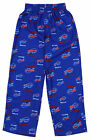 Outerstuff NFL Football Youth Boys Buffalo Bills All Over Print Fleece Pant $14.99 USD on eBay