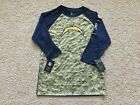 NEW Nike Los Angeles Chargers Salute to Service 3/4 Sleeves Shirt $24.99 USD on eBay