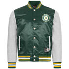 Oakland Athletics Majestic Athletic MLB Men's Fan Jacket A6OAT5508GRN027 New on Ebay