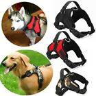 Adjustable Nylon No Pull Dog Harness Vest For Big Dog Harness Large Middle Dog