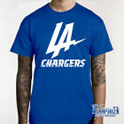 Los Angeles Chargers T-Shirt  LA Chargers shirt tailgate Football graphic tee $18.99 USD on eBay