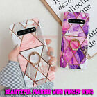 Kyпить Marble Phone Case Cover For Samsung Galaxy Note 10 S10 Plus S9 S8 Finger Ring US на еВаy.соm