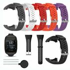 Silicone Watchband Wrist Strap Replace for Polar M400 M430 GPS Sport Smart Watch comprar usado  Enviando para Brazil