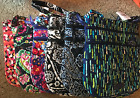Vera Bradley - Triple / Trio Zip Hipster - SO MANY Prints Available - NWT