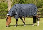 *New* Mark Todd LIGHTWEIGHT TURNOUT RUG No Fill Navy, Petrol, Royal 5'6''-7'0''