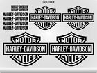 HARLEY DAVIDSON Stickers Decals Motorcycles Bikes Racing Motorsports Tuning 4H $4.99 USD on eBay