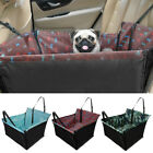 Single Seat Pet Dog Cat Rear Back Car Seat Cover Protector Hammock Mat Blanket