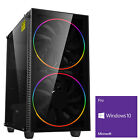 Ultra Fast Amd Kaveri A8 9600 Quad Core 8gb 1tb Gaming Pc Computer Bh Rgb