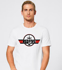 Star Wars Red Five X wing Top Gun Style T-shirt $18.0 USD on eBay