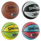 Spalding NBA Varsity Rubber Outdoor Basketball ( 4 Colors | Size: 7)