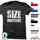 SIZE MATTERS Gym Rabbit T-Shirt Gym Fitness Workout Weightlifting E419 image